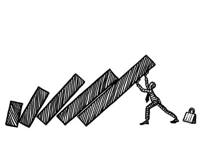 Veerkracht - ondernemen is veerkracht tonen